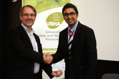 Donation to Birmingham City University Student Hardship Fund 2013